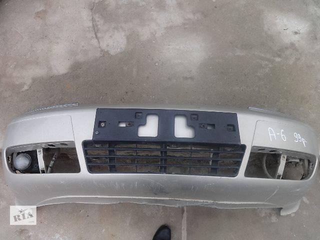 купить бу Бампер передний Audi A6, C5, 2000 в Львове