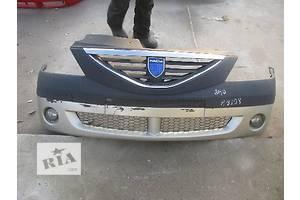 б/у Бампер передний Dacia Logan