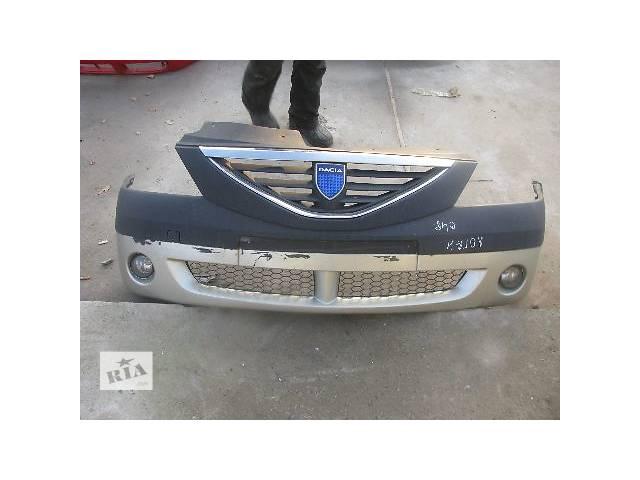 купить бу Бампер передний Dacia Logan 2004 в Львове