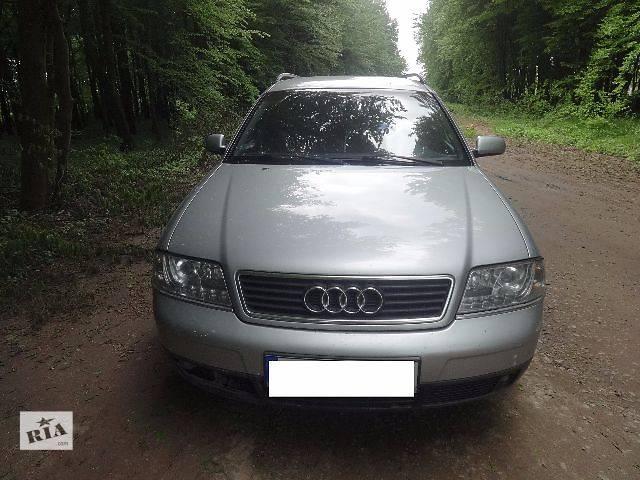 бу Бампер передний для Audi A6 2000 в Львове