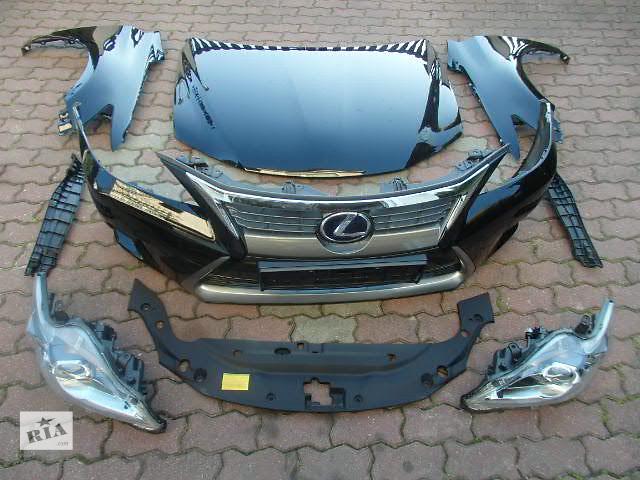 Бампер передний для легкового авто Lexus CT 200H 2014 LEXUS CT200H CT LIFT  морда- объявление о продаже  в Жовкве