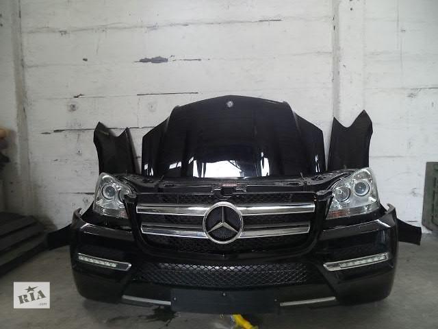 Бампер передний для легкового авто Mercedes GL-Class 08-14 морда комплектная- объявление о продаже  в Жовкве