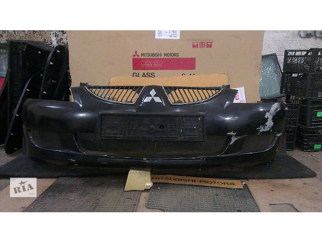 продам Бампер передний для легкового авто Mitsubishi Lancer бу в Львове