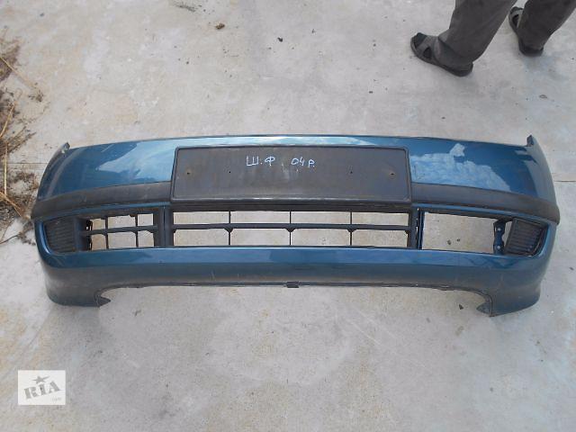 бампер передний для легкового авто Skoda Fabia 2004- объявление о продаже  в Львове