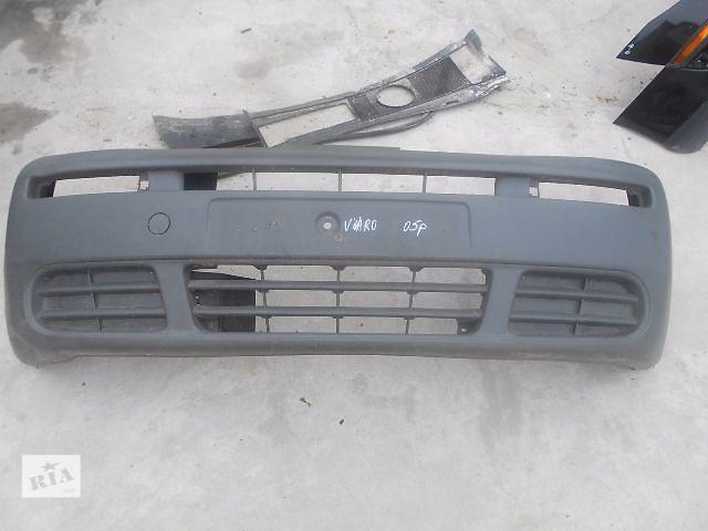 продам Бампер передний для Opel Vivaro 2003 бу в Львове