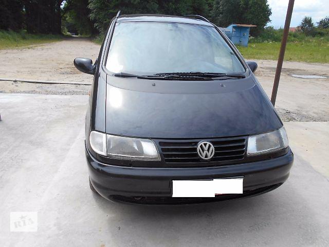 купить бу Бампер передний для Volkswagen Sharan 1998 в Львове