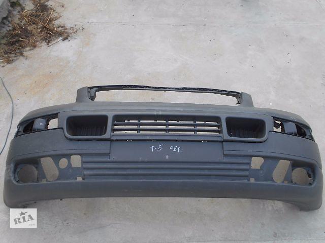 бампер передний для Volkswagen T5 (Transporter) 2005- объявление о продаже  в Львове