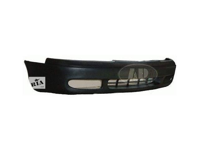 бампер передний черный japan mazda 626 (ge) 92-97
