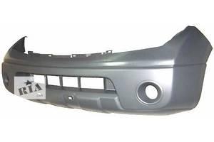 Новые Бамперы передние Nissan Pathfinder