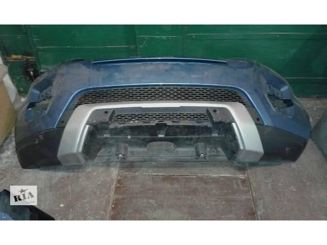 купить бу Бампер передний Range Rover Evoque в Киеве