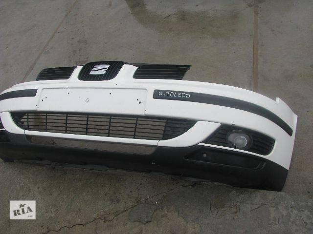 купить бу Бампер передний Seat Toledo 2003 в Львове