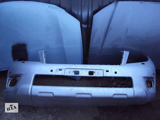 бу Бампер передний  Toyota Land Cruiser Prado 150 в Одессе