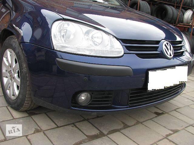 купить бу Бампер передний Volkswagen Golf V Хэтчбек 2007 в Львове