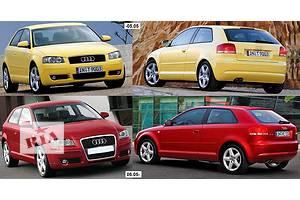 Новые Бамперы задние Audi A3