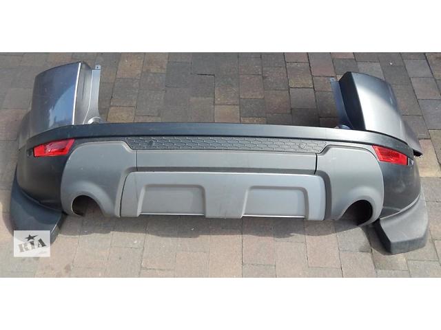 купить бу Бампер задний б/у Land Rover Range Rover Evoque Ланд Ровер Рендж Ровер Эвог в Киеве