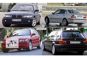 Новые Бамперы задние BMW 3 Series (все)