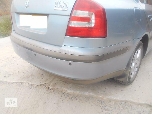 продам Бампер задний для хэтчбека Skoda Octavia A5 2006 бу в Львове
