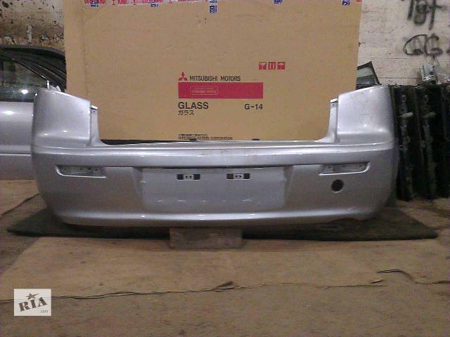 бу  Бампер задний для легкового авто Mitsubishi Lancer X в Львове