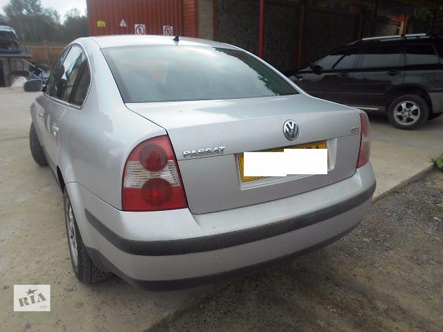 купить бу Бампер задній для седана Volkswagen B5 2003 в Львове