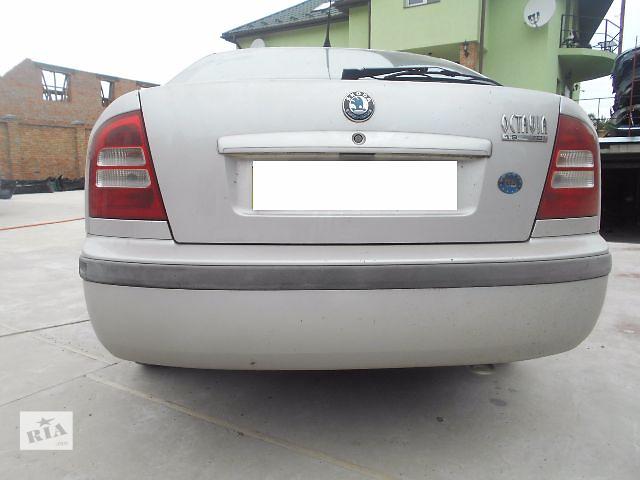 продам Бампер задний для Skoda Octavia 2002 бу в Львове