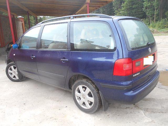 Бампер задний для Volkswagen Sharan 2002- объявление о продаже  в Львове