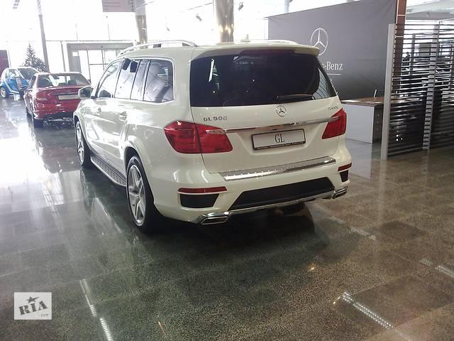 продам Бампер задний Легковой Mercedes GL-Class--X166 AMG бу в Киеве