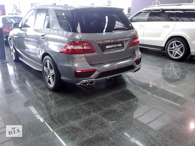 Бампер задний Легковой Mercedes ML 63 AMG--W166- объявление о продаже  в Киеве