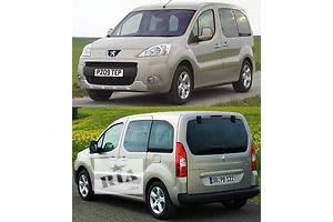Новые Бамперы задние Peugeot Partner груз.