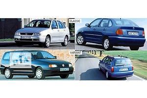 Новые Бамперы задние Volkswagen Polo