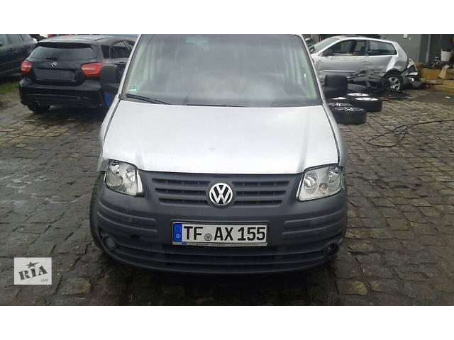 бу Б/у бампер передний для легкового авто Volkswagen Caddy в Львове