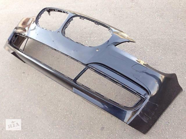 купить бу Бампер передний м-пакет BMW 7 F01 F02 оригинал м-стиль м-техник БМВ Ф01 Ф02 м-бампер М M м-обвес Ф1 Ф2 F1 F2 в Луцке