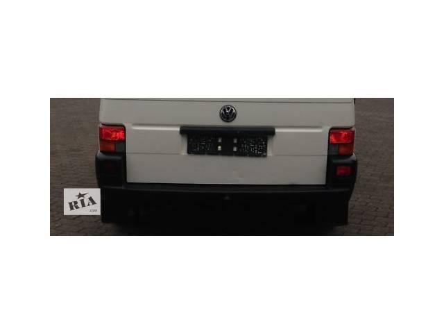 Бампер задний Volkswagen T4 б/у- объявление о продаже  в Полтаве