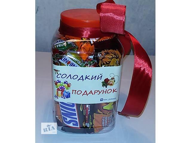 продам Банка со сладостями,подарочная. бу в Киеве