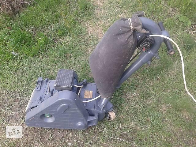 продам Барабанная паркетошлифовальная машина СО206, циклевочная бу в Николаеве