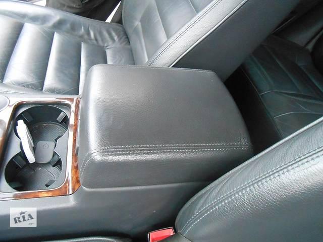 бу Бардачок подлокотник Volkswagen Touareg (Фольксваген Туарег) 2002-2009г. в Ровно