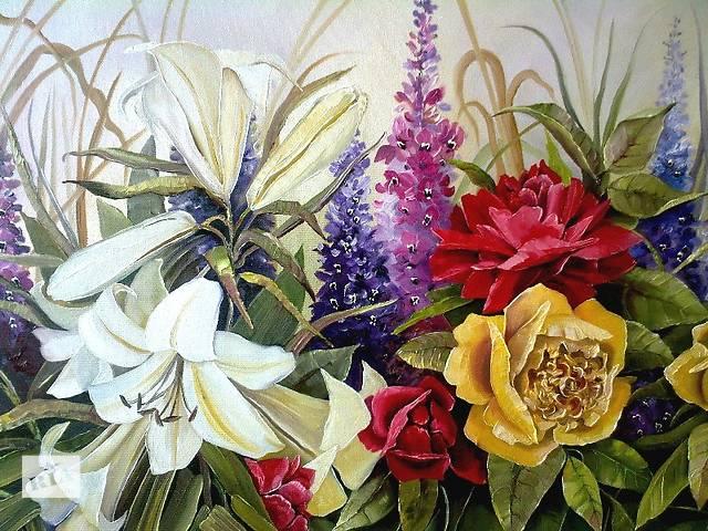 продам барельеф- картина,обьемные панно, роспись стен, картины бу в Киевской области