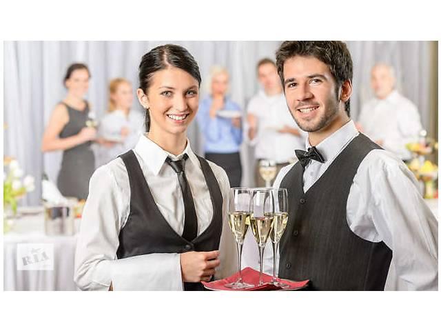 купить бу Бармен официант в лаунж-ресторан город Дубай ОАЭ (за границу)  в Украине
