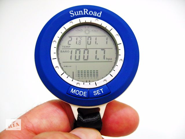 Барометр Рыбака SunRoad SR204 Цифровой- объявление о продаже  в Харькове