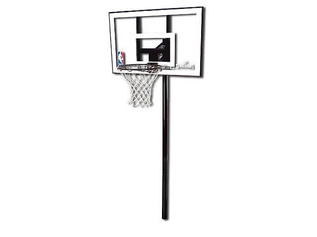 продам Баскетбольная стойка стационарная, Spalding 88596 бу в Киеве