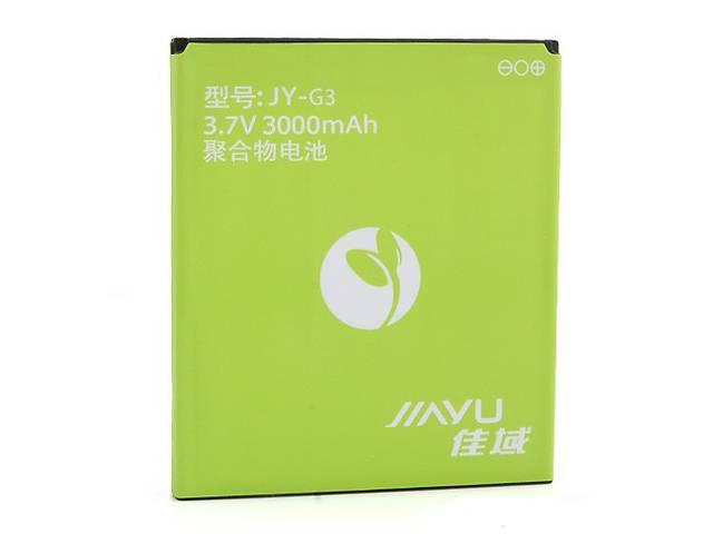 купить бу Батарея для JiaYu G3, G3S, G3T, G3C - 3000 mAh Original в Киеве