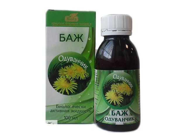 """купить бу БАЖ """"Одуванчик"""" является антиоксидантом и гепатопротектором  в Украине"""