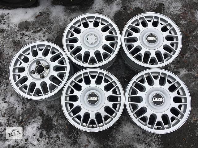 BBS r15 4x100 VW, Opel, Seat, Skoda, Daewoo, Honda- объявление о продаже  в Львове