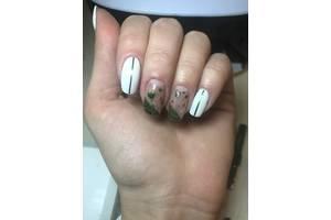 Наращивание ногтей гелем