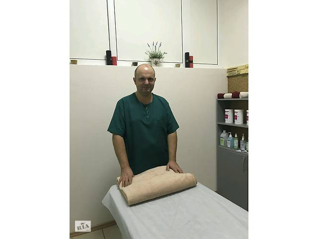 Антиоцелюлитный массаж Лимфодренажный общий массаж