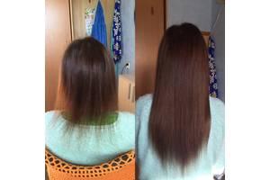 Нарощування волосся