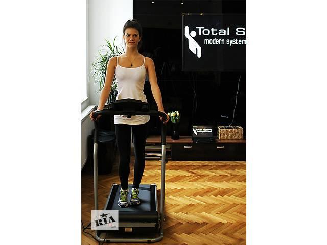 Беговая дорожка электрическая для пользователей до 120 кг. Новая!- объявление о продаже  в Жовкве