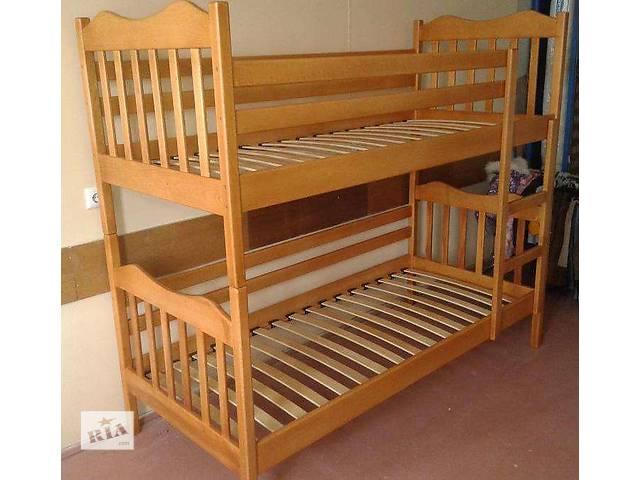 """продам Буковая кровать """"Маугли"""" \ Бесплатная доставка бу в Тернополе"""