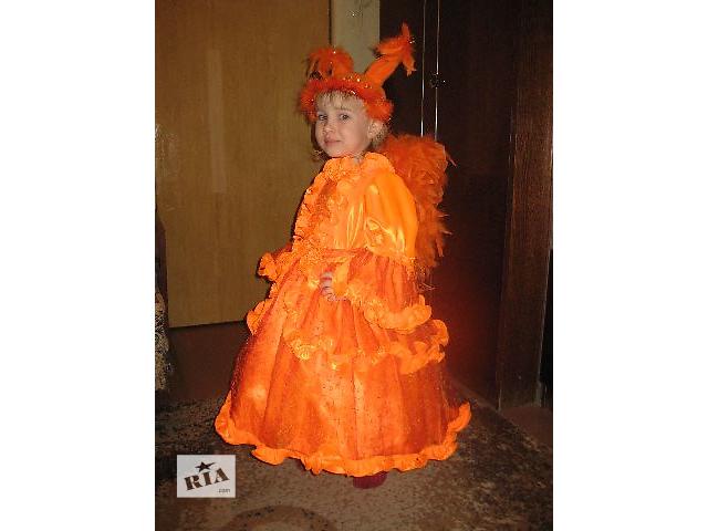 купить бу Белочка - детский карнавальный костюм на прокат в Николаеве