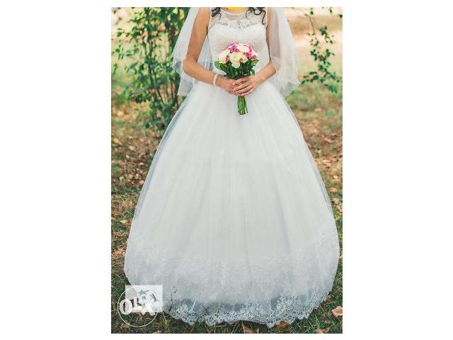 Платья свадебные в ковеле на