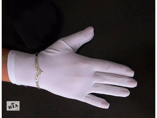 купить бу Белые перчатки для выкладки ювелирных изделий в Киеве
